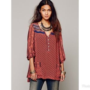 Free People Feather In The Wind Tunic.